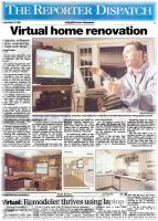 Virtual Home Renovation