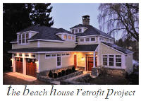 The Beach House Retrofit Project, South Salem, Westchester NY